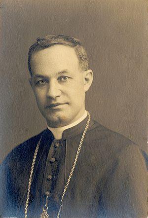 Stephen Alencastre - Bishop Alencastre, c. 1910.