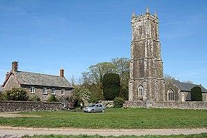 Bishop's Nympton - Bishop's Nympton: St Mary's church.
