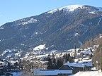 Austria - Karyntia, Falkert, Widok z Heidi-Hotel F