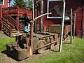 Black Diamond, WA - museum - mining rail equipment 02.jpg