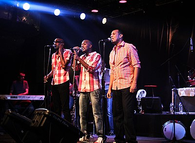 Picture of a band or musician: Black Theama