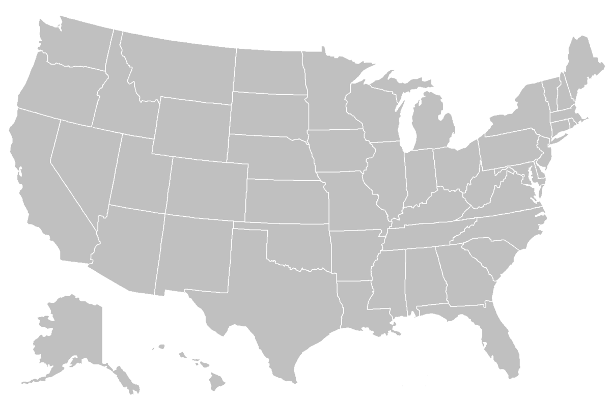 List Of US States By GDP Per Capita Wikipedia - Map Of Us Capitals Printable