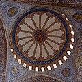 Blue Mosque Istanbul Ceiling I Crop.jpg