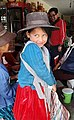 Blue eyes in a Andean Child in Bolivia.jpg
