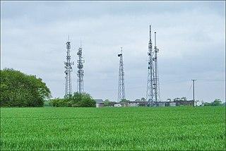Bluebell Hill transmitting station
