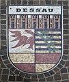 Bodenmosaik - Partnerstädte Klagenfurt (Dessau).jpg