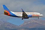 Boeing 737-3U3(w) 'G-GDFO' Jet 2 Holidays (25172485066).jpg
