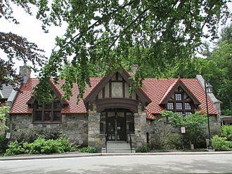 Bolton, Massachusetts - Bolton Public Library