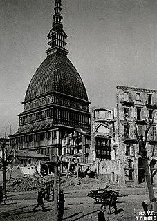 Bombing of Turin in World War II