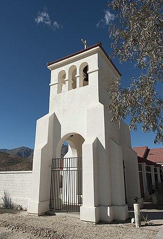 Borrego Springs, California - Lutheran Church in Borrego Springs, California.