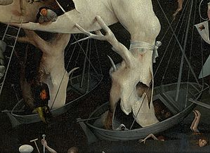 Bosch, Hieronymus - The Garden of Earthly Delights, right panel - Detail Feet of the Tree Man.jpg