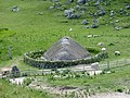 Bostabh Iron Age House Reconstruction - geograph.org.uk - 359522.jpg