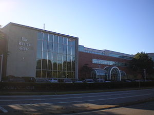 The Boston Globe - Boston Globe headquarters in September 2009