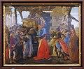 Botticelli, Adorazione dei Magi, 1475 circa, Galleria dei Uffizi, Firenze.JPG