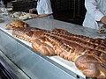 Boudin Bakery, Fisherman's Wharf alligator 1.JPG