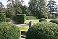 Boules de buis - jardins de La Croze.JPG