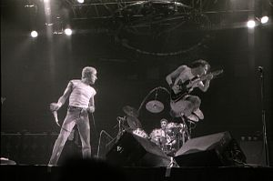 MLG, Toronto, May 6, 1980 Photo by Jean-Luc Ourlin