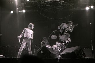 Kenney Jones - Jones drumming with The Who in 1980