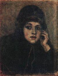 Boyaryna Morozova by V.Surikov - sketch 12.jpg