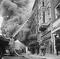 Brand bij V & D, Bestanddeelnr 912-9144.jpg