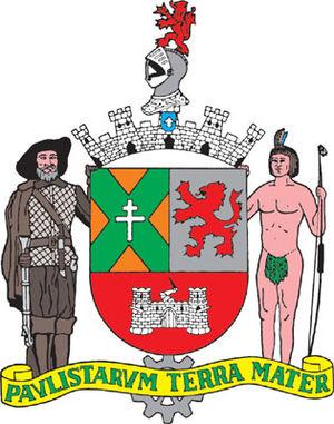 São Bernardo do Campo - Image: Brasão São Bernardo do Campo