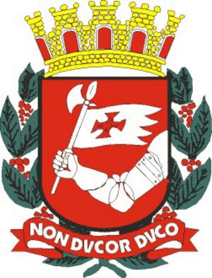 Brazilian heraldry - Image: Brasão de São Paulo