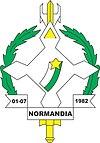 Ấn chương chính thức của Normandia