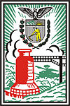 Official seal of Almirante Tamandaré