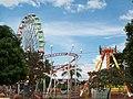 Brasilia DF Brasil - Parque da Cidade, Roda Gigante, Nicolandia - panoramio.jpg