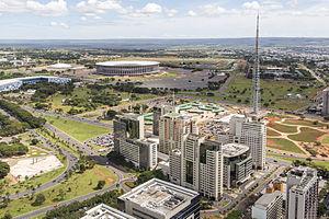 Brasilia aerea torredetveixomonumental