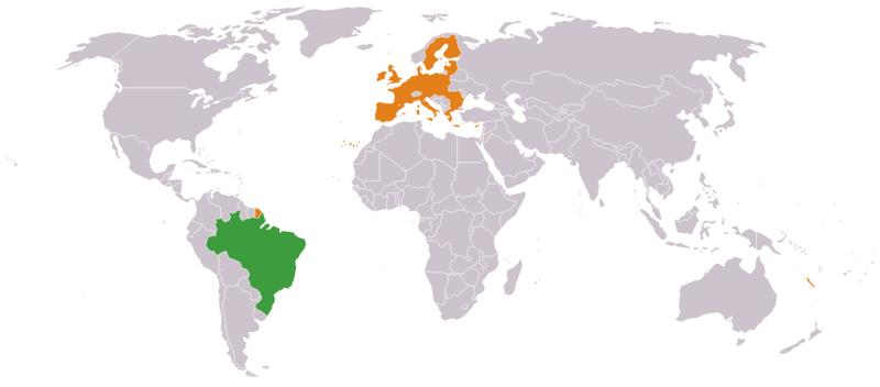 Η ΕΕ ζητά παρέμβαση του ΠΟΕ για τη φορολογία στη Βραζιλία
