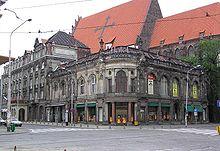 Hotel Monopol Restaurants In Der Nahe