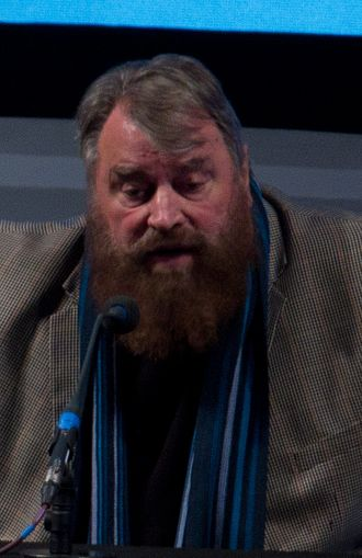 Brian Blessed - Blessed in February 2012
