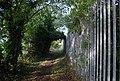 Bridleway, Morley Rd - geograph.org.uk - 1538373.jpg