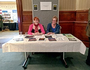 British Records Association - British Records Association at the School of Advanced Study History Day, 2017.