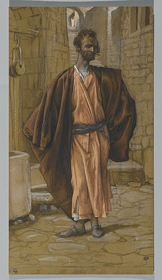 Judas Iscariot - Brooklyn Museum - Judas Iscariot (Judas Iscariote) - James Tissot