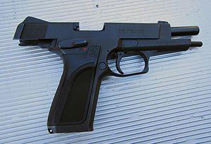 Browning BDM - Image: Browning bdm 1