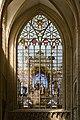 Bruessel-Sint-Michiels en Sint-Goedelekathedraal-Karl V und Isabella von Portugal mit ihrem Schutzpatron-Bernard van Orley-1537.jpg