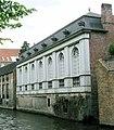 Brugge Orangerie van huis de Halleux aan de Dijver.jpg