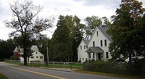 Brush Hill Historic District - Image: Brush Hill HD MA 01