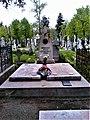 Bucuresti, Romania. CIMITIRUL BELLU CATOLIC. Mormantul Cardinalului IULIU HOSSU. Episcop de Cluj-Gherla. (B-IV-a-B-20118).jpg