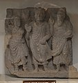 Buddha Refuses Anupama - Government Museum - Mathura 2013-02-24 5938.JPG