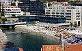 Budva. City beach. Городской пляж - panoramio.jpg