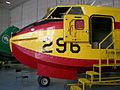 Buffalo Airways Canadair CL-215 nose.jpg
