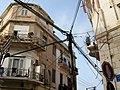 Building on the corner Elazar Ben Azariah and Shimon Ben Gamliel St. - panoramio (2).jpg