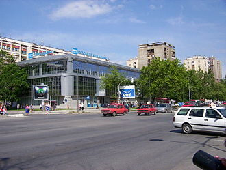 Banatić - Banatić, Liberation Boulevard