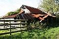 Bulkworthy, dilapilated barn - geograph.org.uk - 590966.jpg