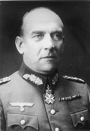 Norwegian Campaign - General Nikolaus von Falkenhorst planned and led the German invasion and conquest of Norway