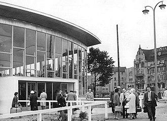 Tränenpalast 1962