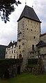 Burg Feistritz in Feistritz am Wechsel, Niederösterreich 03.jpg